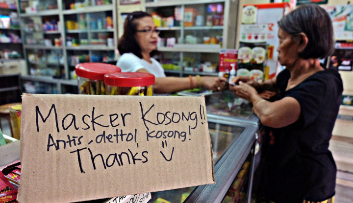 Soal Lonjakan Harga Masker di E-Commerce, Asosiasi: Seller Nakal Akan Ditindak! - Warta Ekonomi