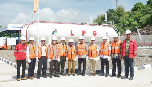 Elnusa Petrofin Resmikan SPBE di Bima Nusa Tenggara Barat
