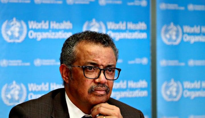 Geram, WHO Sentil Negara-negara Dunia karena Buang Waktu dalam Tangani Pandemi - Warta Ekonomi