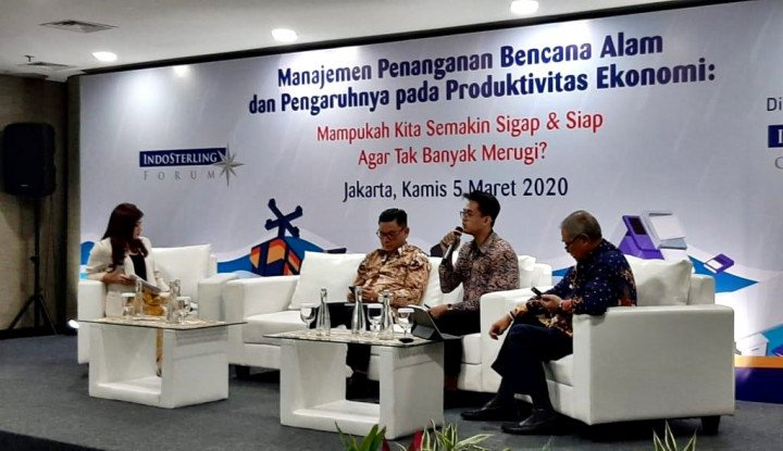 Pembangunan Ekonomi Berbasis Mitigasi Bencana Mendesak - Warta Ekonomi