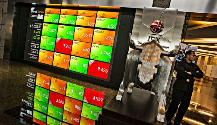 IHSG Terapresiasi 1,03% pada Penutupan Pasar Rabu Sore