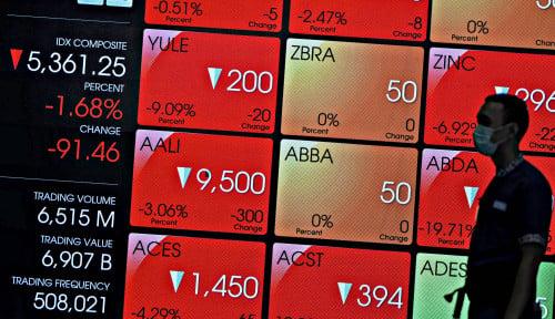 Pasar Modal Carut Marut, KPEI Ikut Turunkan Tangan Keluarkan Kebijakan
