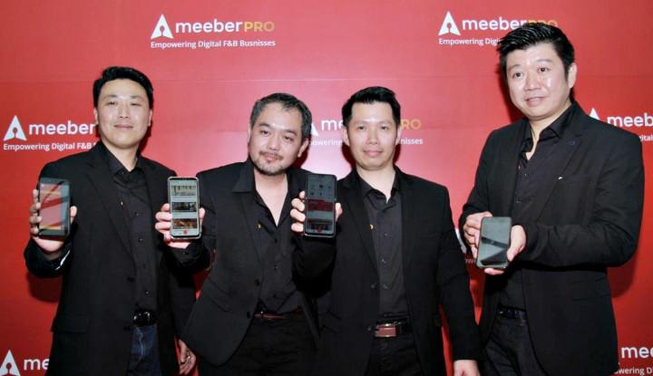 Bukan Sekadar Aplikasi Kasir, MeeberPro Hadirkan Pengalaman Restoran 4.0 - Warta Ekonomi