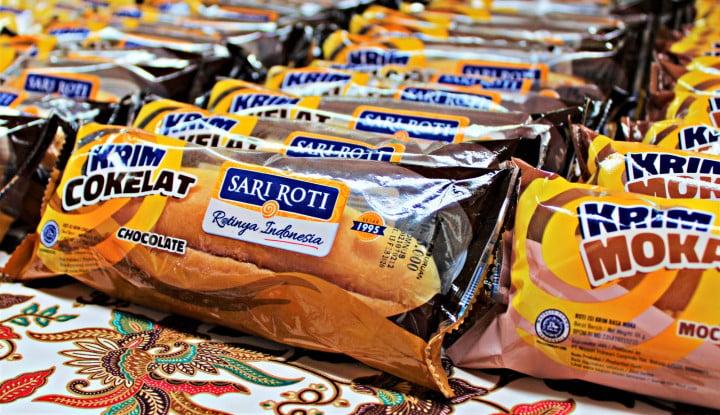 ROTI Cuma Sari Roti yang Bisa, Untung Melejit PHK Pun Tak Ada