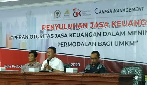 Foto Misbakhun Dorong OJK Permudah Akses Permodalan bagi UMKM di Dapilnya