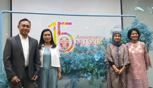 Nu Skin Indonesia Bidik Pendapatan Rp1,7 Triliun di 2020