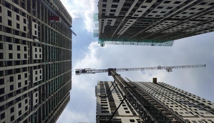 Topping Off, Tower 3 Transpark Juanda Bekasi Laku Keras - Warta Ekonomi