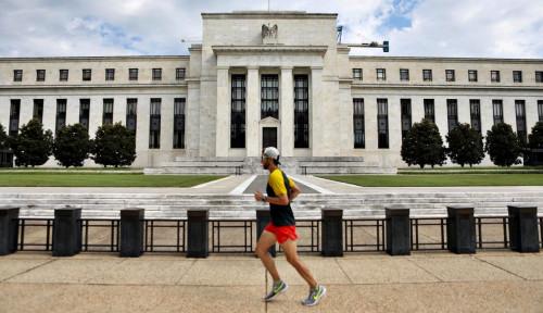 Foto The Fed Beri Fasilitas Repo US$60 Miliar ke Bank Indonesia