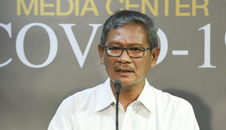 Sindir Jubir Penanganan Covid-19, Andie Arief: Terlalu Bosan! Mirip...
