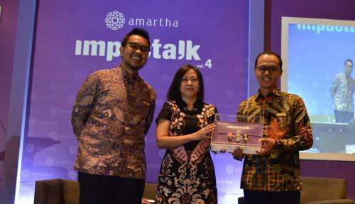 Dongkrak Keuangan 450 ribu Perempuan Indonesia, Amartha dan Sunlight Bersinergi
