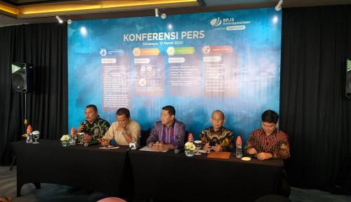 Foto BPJamsostek Sambangi Surabaya, Sebar Info Sederet Manfaat JKK-JKM