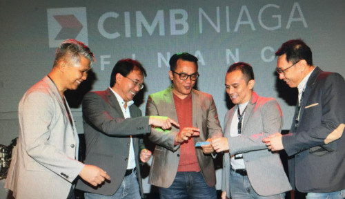 CIMB Niaga Finance Luncurkan Aplikasi Baru, Persetujuan Kredit Secepat Kilat