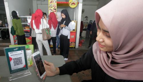 Transaksi Cashless QRIS Melesat, Bank Mandiri Genjot Perbankan Digital