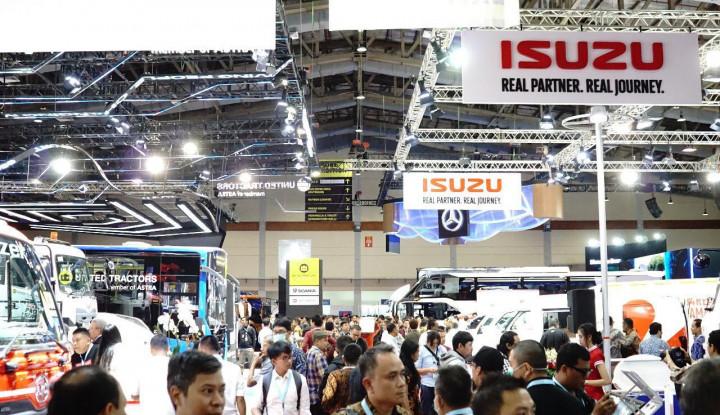GIICOMVEC 2020 Berhasil Tarik 10.359 Pengunjung - Warta Ekonomi