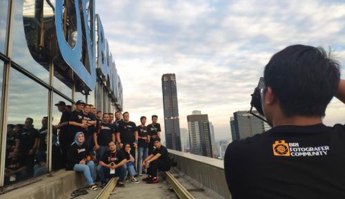 Foto Kece! Di Perusahaan Ini, Pekerja Bebas Ekspresikan Hobinya