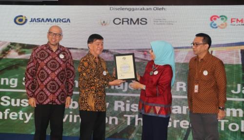 Dua Jalan Tol Jasa Marga Sabet Sertifikat Green Toll Road Indonesia. Mana Saja?