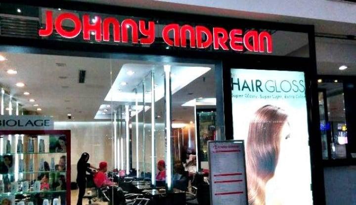 Foto Berita Jatuh Bangun Bisnis Johnny Andrean, dari Salon Hingga Donat J.Co yang Banyak Penggemar