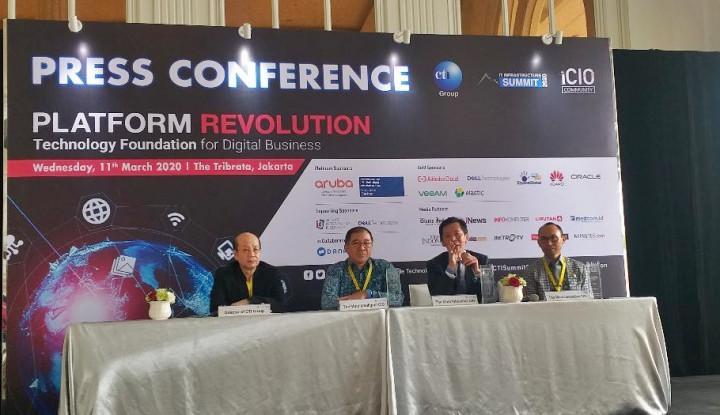 CTI: Pacu Bisnis dengan Platform Digital Makin Krusial - Warta Ekonomi