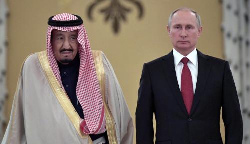 Foto Perang Harga Minyak, Aliansi Rusia-Saudi Pecah