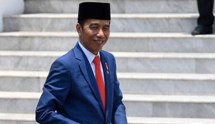Soal Omnibus Law, PPP Bilang Kalau Jokowi...