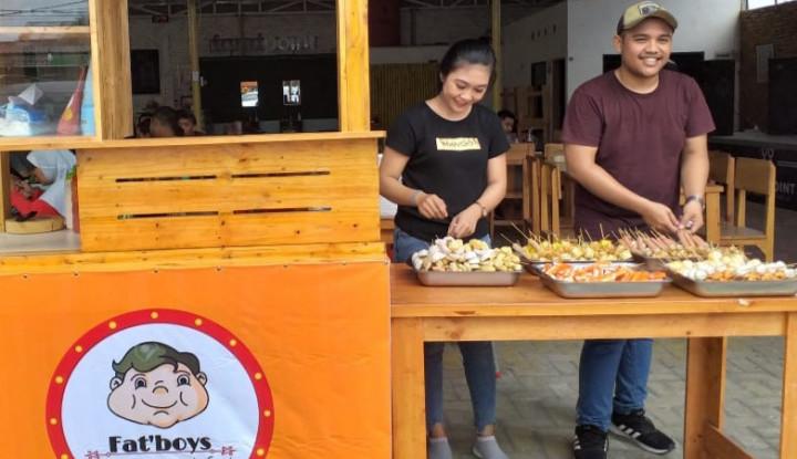 Foto Berita Ramaikan Pasar Kuliner, Jajanan Asal Malaysia Hadir di Medan