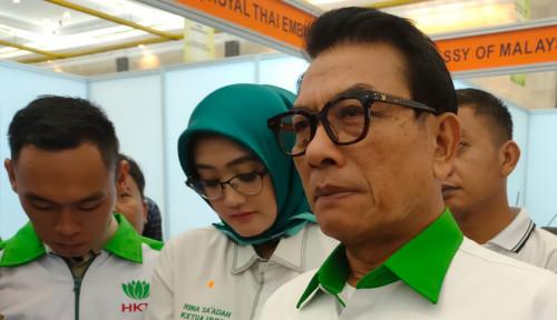 Foto Moeldoko: Waktunya Pertanian Indonesia Go International!