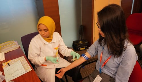 PRDA Prodia Chek Up Kesehatan Pekerja Milenial Bandung