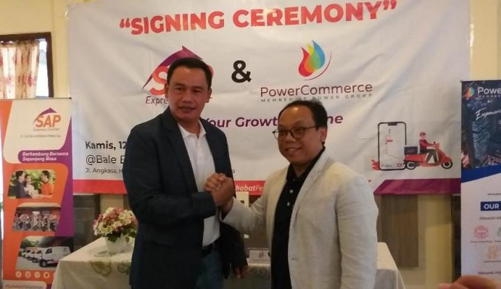 SAP Express dan Power Commerce Kolaborasi Perbesar Pasar - Warta Ekonomi