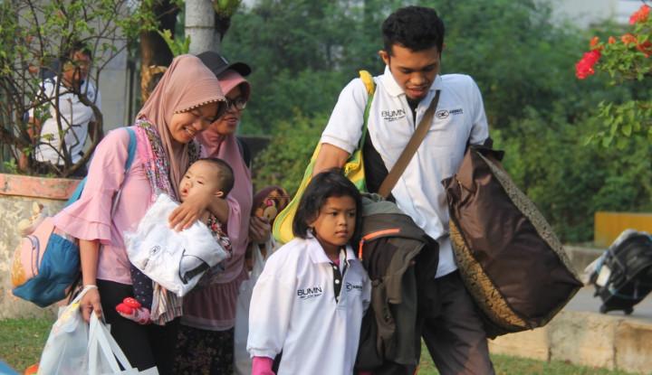 Yuk, Yang Mau Lebaran di Kampung, Askrindo Siapkan 1.400 Tiket Mudik Gratis!