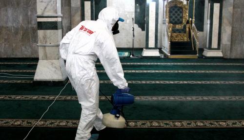 Ada Gelombang Baru Covid-19, Sedihnya Masjid Kembali Ditutup