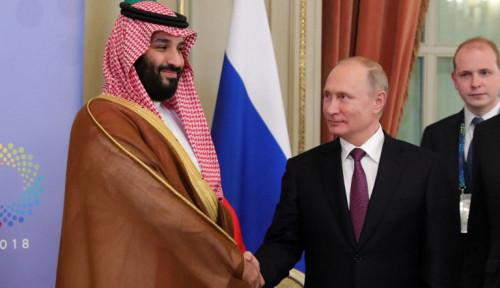 Konspirasi Busuk MBS ke Rusia Terbongkar, CIA Marah Besar