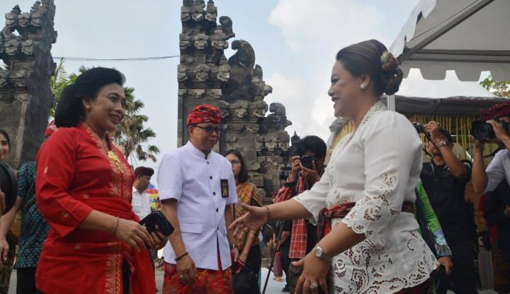 Resmi Dibuka, Pemkab Harap Tanah Lot Art & Food Festival Dongkrak Pariwisata - Warta Ekonomi
