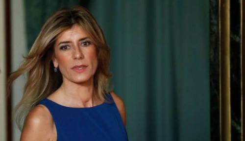 Foto Duh! Istri Perdana Menteri Spanyol Positif Kena Corona