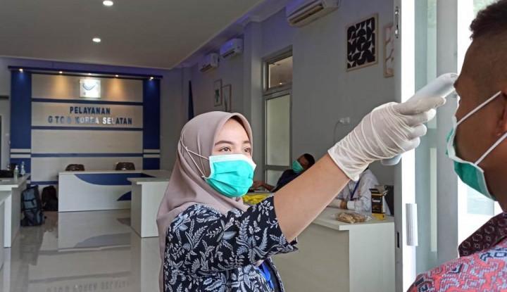 Waspada Corona, BP2MI Hentikan Penempatan Pekerja Indonesia - Warta Ekonomi