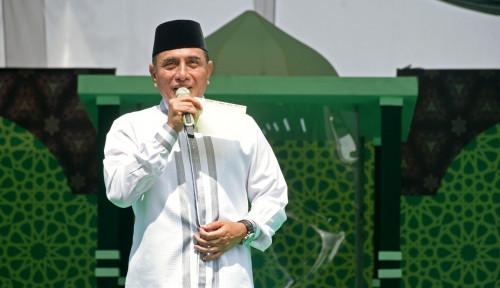 Foto Ribuan TKI dari Malaysia Akan Kembali ke Sumut, Apa Reaksi Edy?