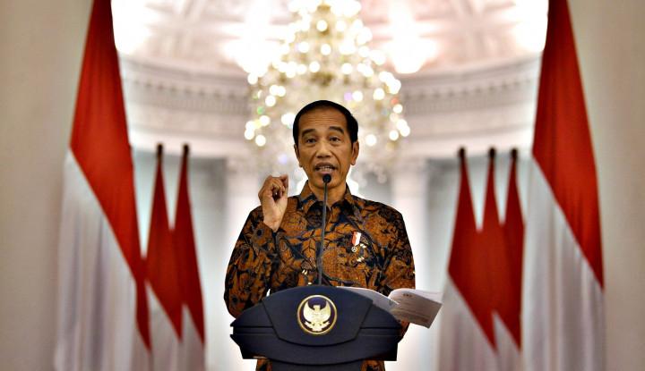 Demokrat: Pak Jokowi, Sebelum Lengser Soeharto Juga Marah-Marah..