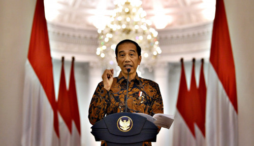 Jokowi: Pertumbuhan Ekonomi 2020 Bakal Terkoreksi Tajam