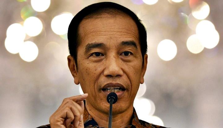 Perintah Langsung Jokowi ke Erick Thohir: Ekonomi Jangan Minus!