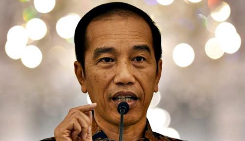 Merger Bank Syariah, Jokowi: Kita Bangkitkan Si Raksasa Tidur!