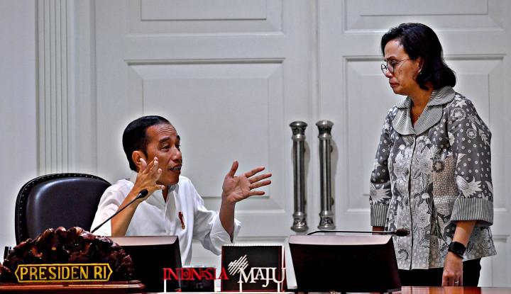 Bu Menkeu Pimpin Dewan Moneter, RR: Pak Jokowi Mudah Diakali?