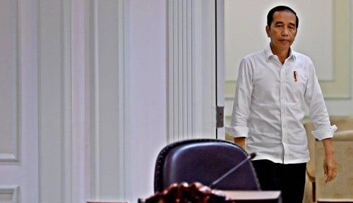 Foto Presiden PKS ke Jokowi: Pak, Jangan Dengar Penjilat Seperti....