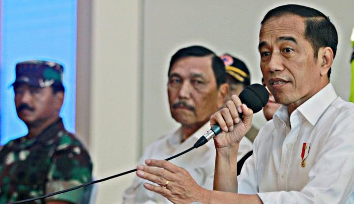 Ancaman Jokowi Buat Menteri-Menteri Tanpa Nyali Jadi Sorotan