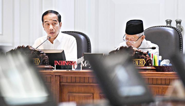 Terungkap Gaji Presiden Jokowi dan Wapres Maruf Amin, Berapa?