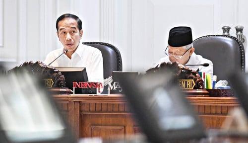 Foto Terungkap Gaji Presiden Jokowi dan Wapres Maruf Amin, Berapa?
