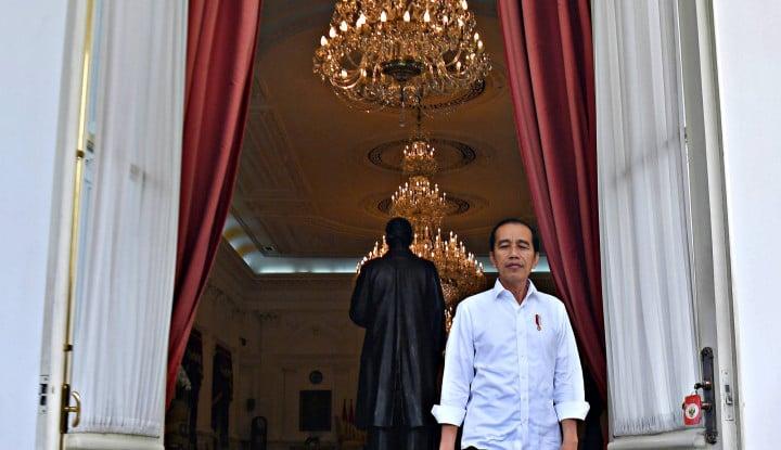 Dapur Istana Kacau Balau: Data-datanya Presiden Kok Salah Terus?