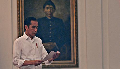 Foto 'Jika Jokowi Terlambat Lakukan Karantina, Anda yang Akan Disalahkan'
