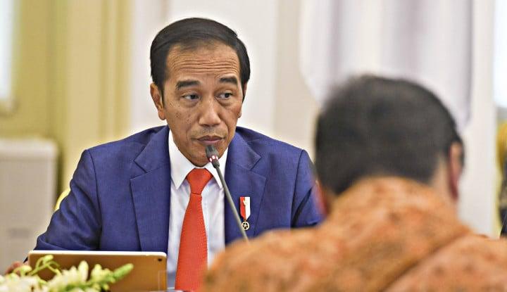 Korban Terus Bertambah, Jokowi Bertitah: Tes Corona Massal - Warta Ekonomi
