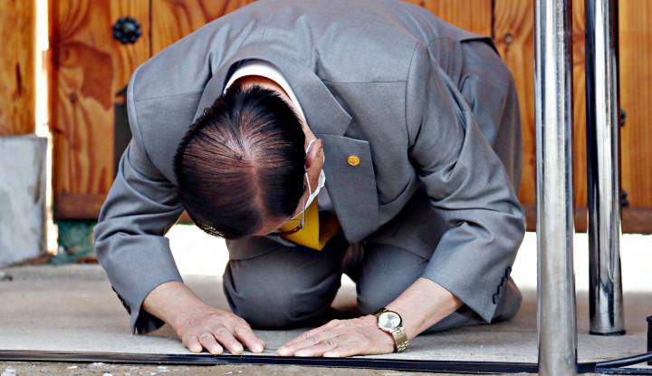 Wabah Corona dan Sentimen Agama Masyarakat Korea Selatan - Warta Ekonomi