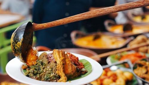 Foto Rempah Tangkal Corona, Nasi Kapau Jadi Favorit