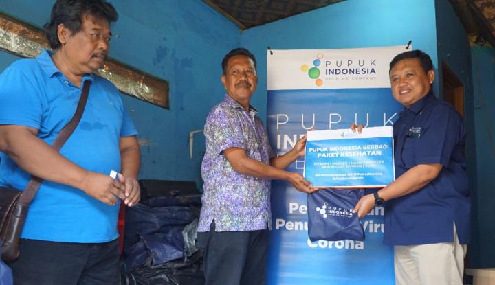 Ajak Masyarakat Preventif Hadapi Virus Corona, Ini Cara Pupuk Indonesia
